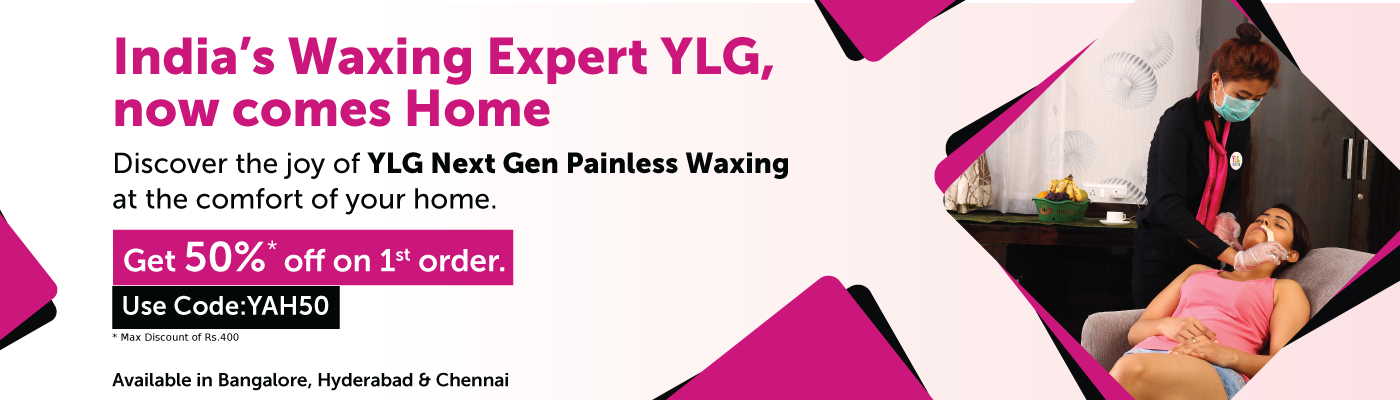 YLG @ Home Salon & Beauty Spa, Doorstep Beauty Services for